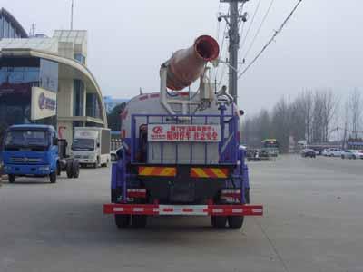 东风D9 12吨--14吨洒水车