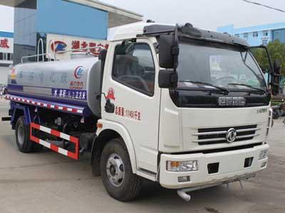 东风10吨绿化喷洒车