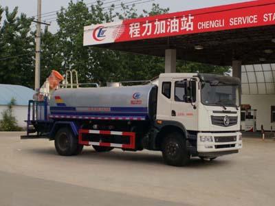12吨东风多功能抑尘车
