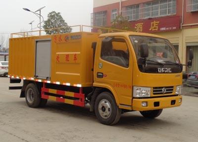 程力威牌CLW5042TWC5型污水处理车