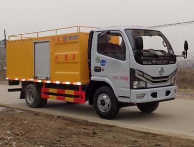 程力威牌CLW5040TWC6型污水处理车