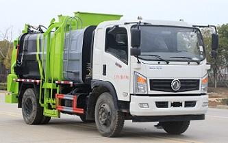 程力威牌CLW5163TCAE5型餐厨垃圾车