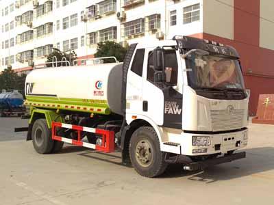 程力威牌CLW5180GSSC6型洒水车
